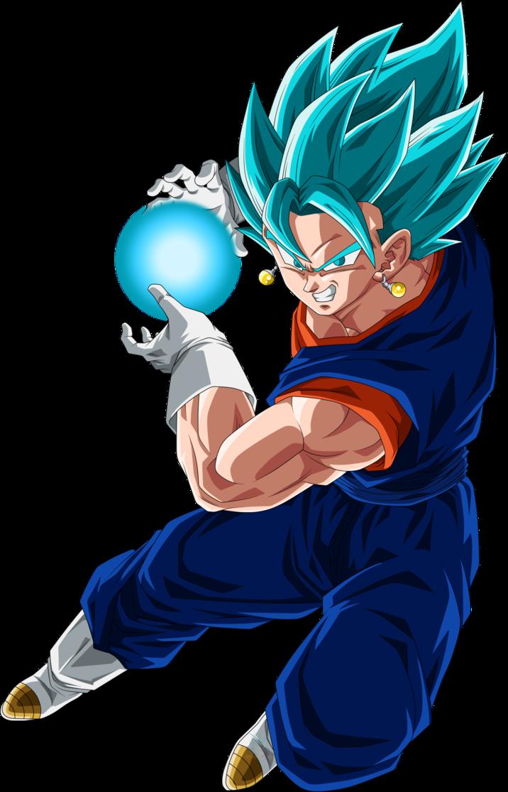 Vegetto Super Saiyajin Blue By Arbiter720 Dragon Ball Super Manga Anime Dragon Ball Super Dragon Ball Artwork