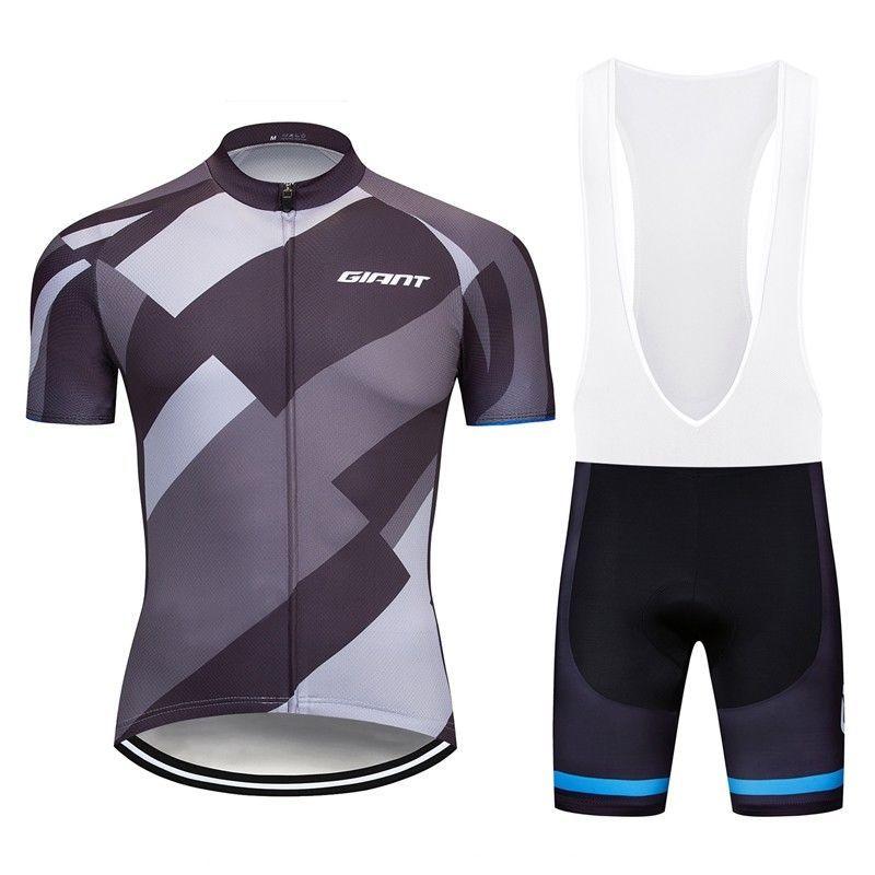 2018 Mens Road Bike Team Cycling Jerseys Short Sleeve Bib Shorts Kits Pad  Tights  Unbranded 2f458ea29