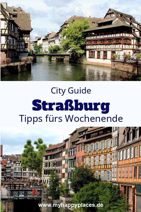 Photo of Romantik pur: Tipps für ein Wochenende in Straßburg