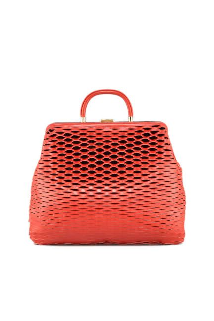 Marni Bag - Great Color and Simple, Clean, Elegant Lines #handbags #style