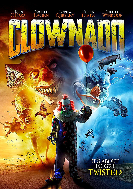 CLOWNADO DVD (WILD EYE RELEASING) Best movie posters