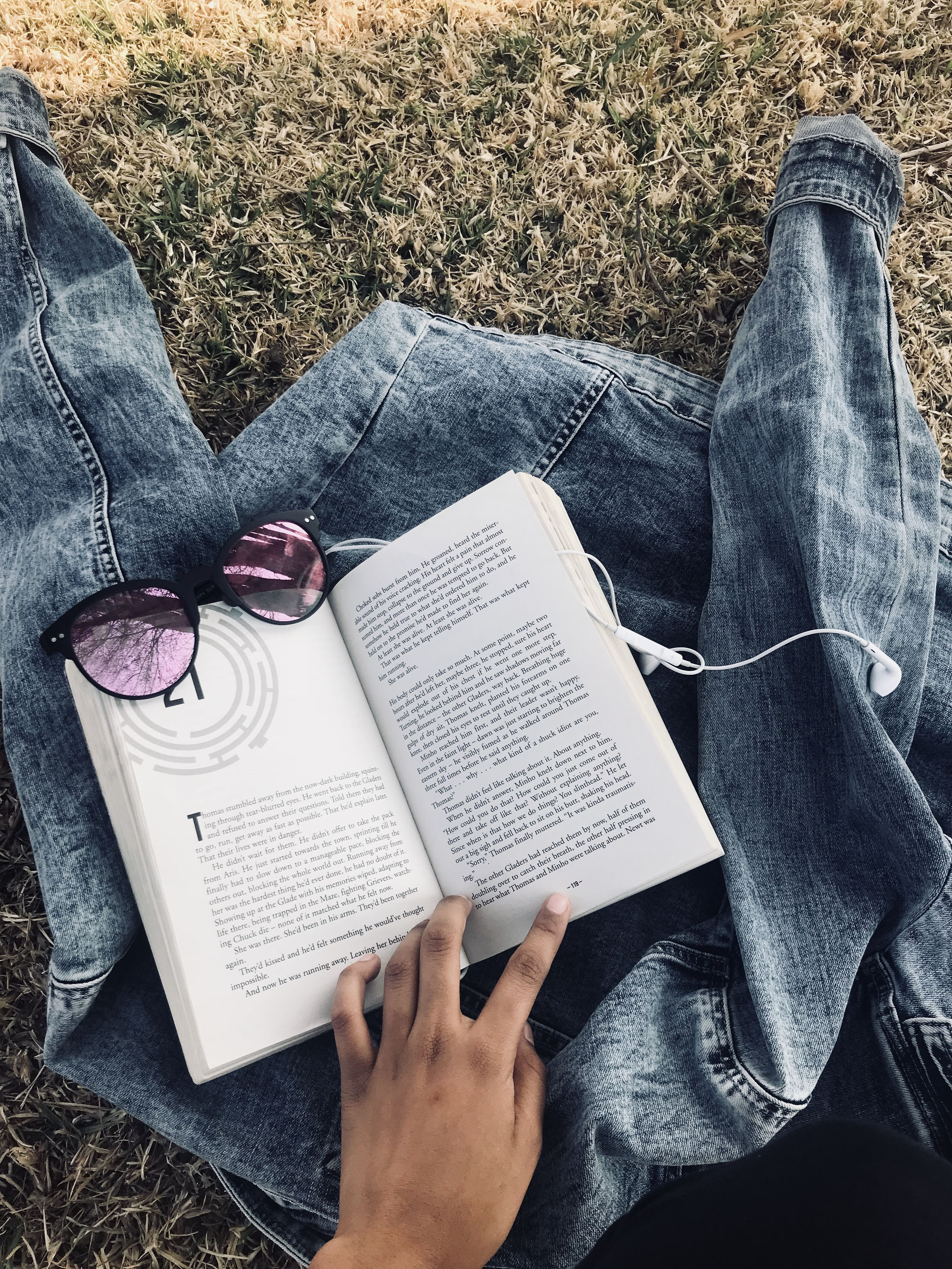 Image result for reading aesthetic""