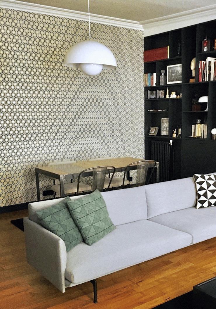 Papier peint Hicks Hexagon en 2019   Papier peint • Géométrique
