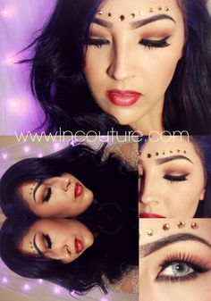 gypsy makeup - Google Search   Makeup   Pinterest   Gypsy makeup ...