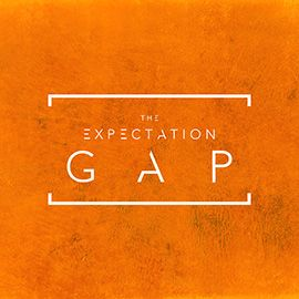 GREAT series on how to deal with the gap between our expectations and our experience. Important for every leader.  Elevation Church - The Expectation Gap