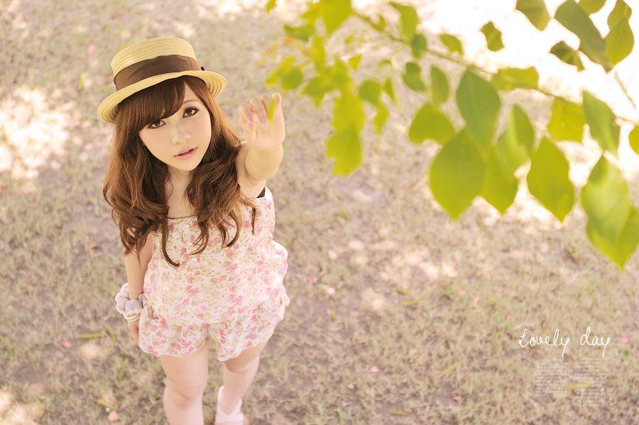 GOODIES日系網拍 - Ronin Photography Studio #photo #asian #taiwan #pretty #hat