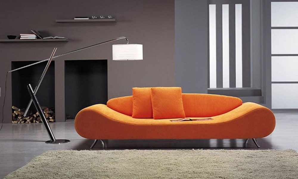 Like The Dramatic Sofa Shape And Looks Comfy (for Downstairs Living Room).  Soho