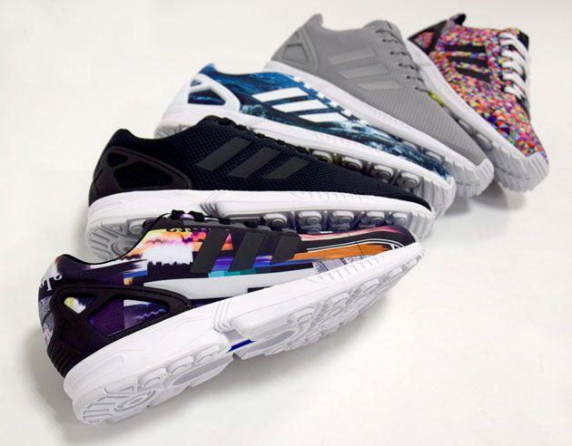 Adidas zx flux : un modèle à retenir chez adidas Originals
