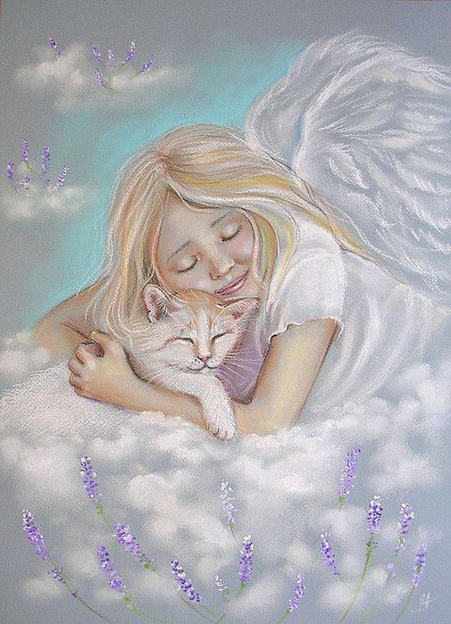 знаменитостью картинки самая нежная ангелы сказать