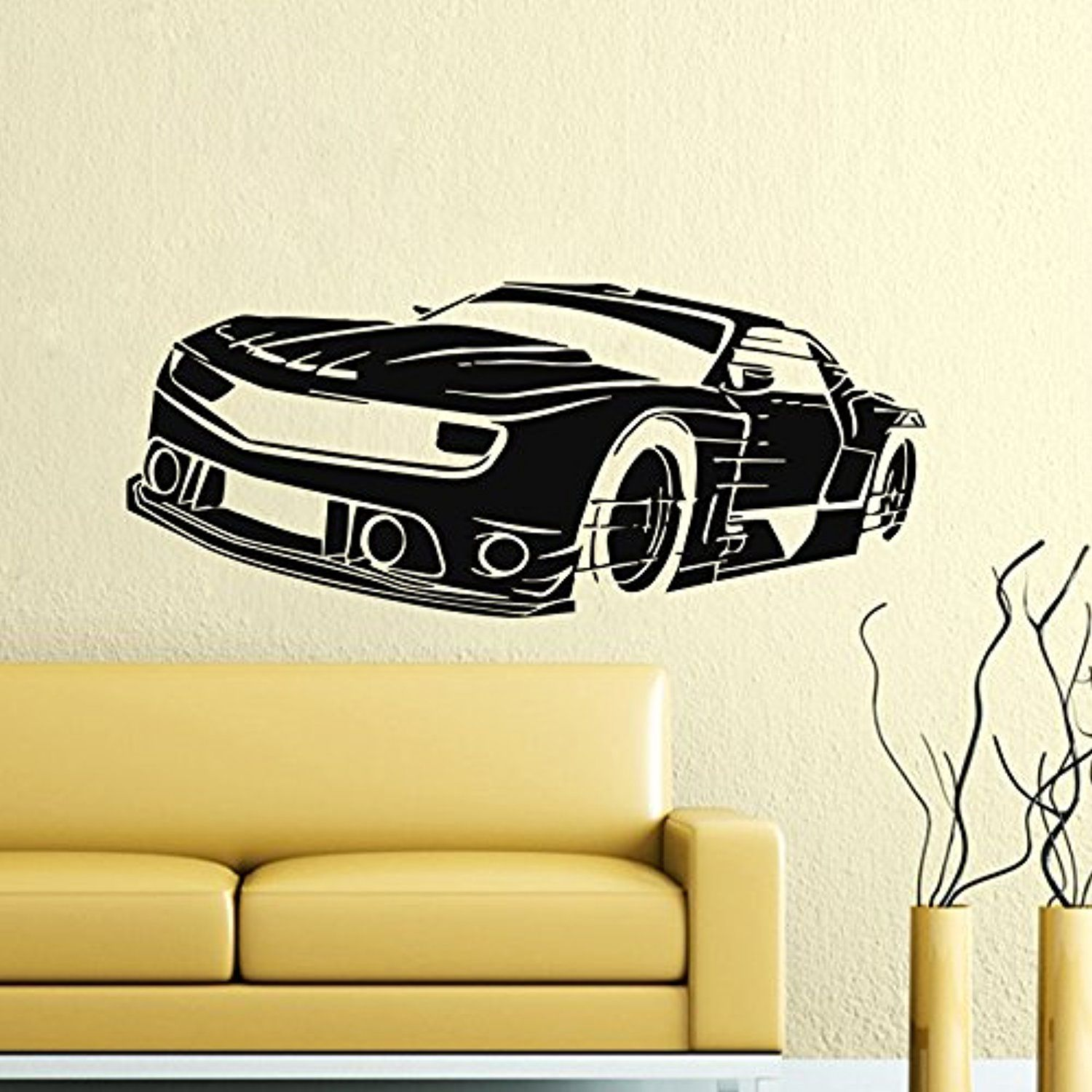 Awesome Race Car Wall Decor Collection - All About Wallart ...