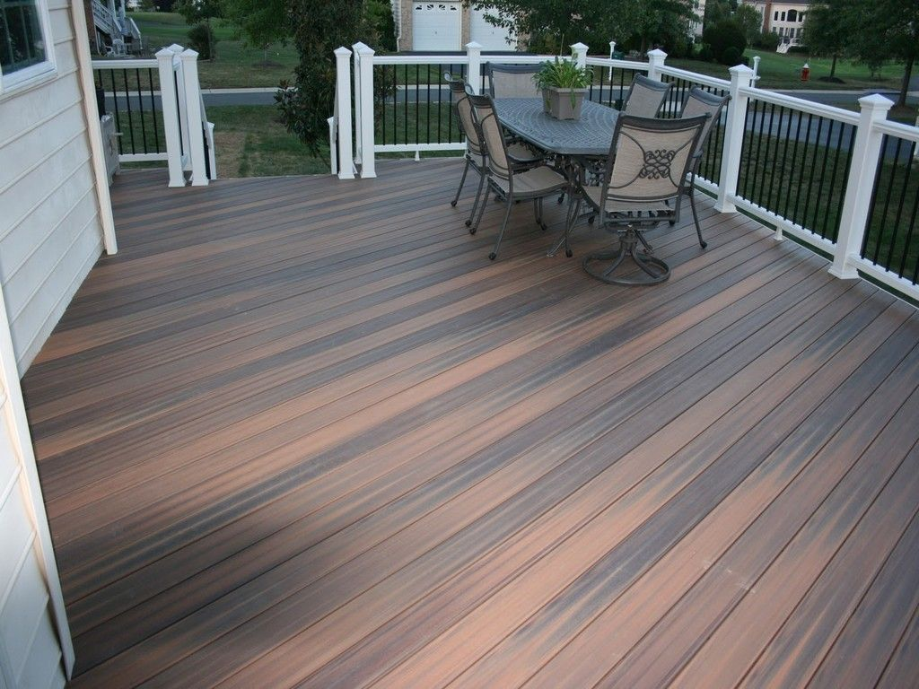 Composite Decking Lowes Pressure Treated Deck Boards Distressed Black And Brown Composite Wood Decking Composite Decking Azek Decking Outdoor Deck