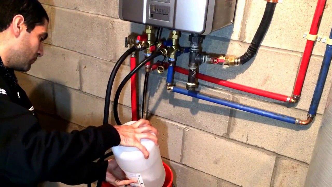 Solved Tankless Water Heater Flush Easy Descaling Method Fix Error Tankless Water Heater Water Heater Heater
