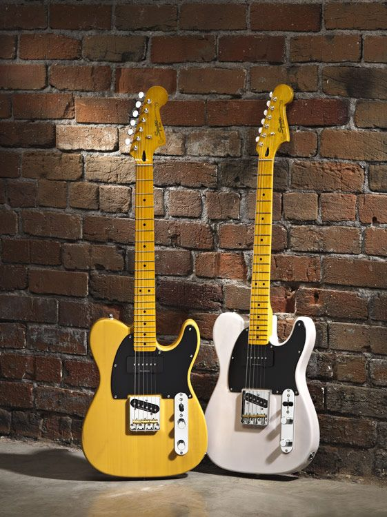 Squier Tele Vintage Modified