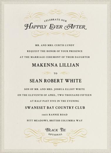 Once Upon A Time Envelopments Fairytale Wedding Invitations Wedding Invitations Funny Engagement Announcement
