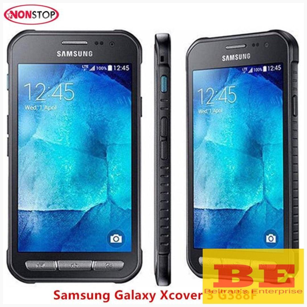 Unlocked Original Refurbished Samsung Galaxy Xcover 3 Mobile Phone G388f G388 1 5ram 8gb Refurbished Phones Phone Samsung Galaxy Phone