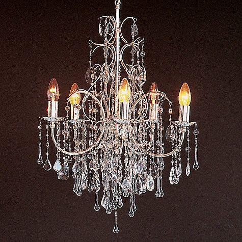 Buy john lewis estella chandelier 5 arm online at johnlewis buy john lewis estella chandelier 5 arm online at johnlewis aloadofball Choice Image