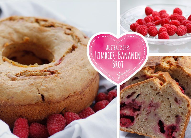 Yumiefamily: Australian Raspberry Banana Bread   i've tried it and it's super-duper-yummy!