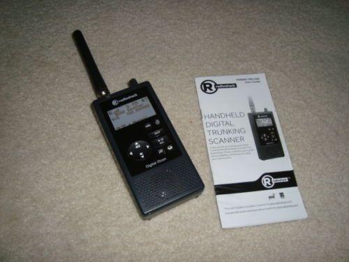 RadioShackPRO668HandheldDigitalTrunkingScanner