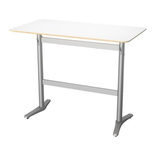 Billsta Bar Table Ikea Table Top Covered With Melamine, A Heat