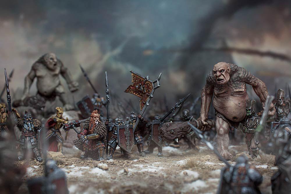 Daniel's Middle-earth Collection - Warhammer Community | Figurki i