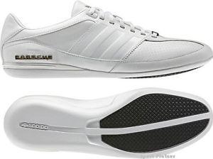 adidas Originals Porsche Design Typ 64 Mens White Leather
