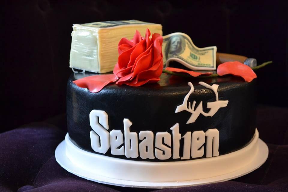 Birthday Cake For Joseph ~ The godfather birthday cake party ideas birthday