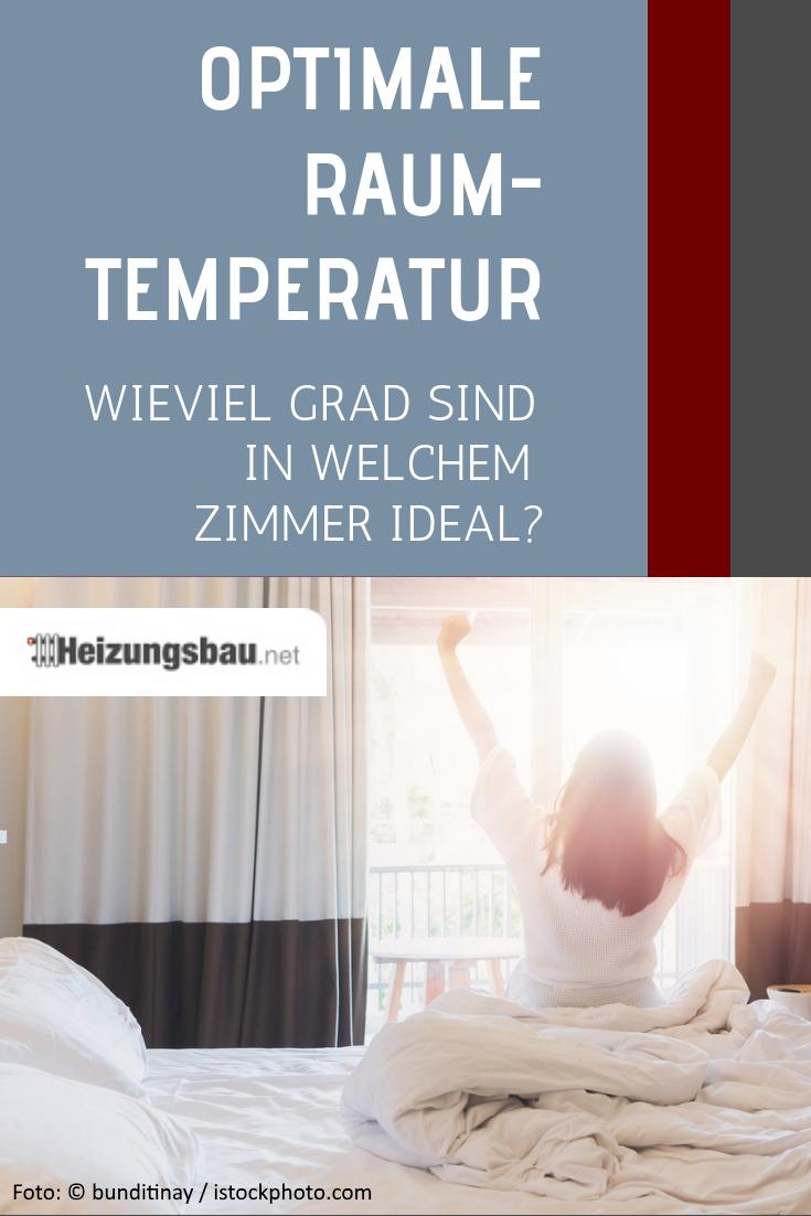 Optimale Raumtemperatur Wieviel Grad Sind In Welchem Zimmer Ideal Wohngesundheit Richtigheizen Raumtemperatur Raumklima Raumtemperatur Raumklima Raum
