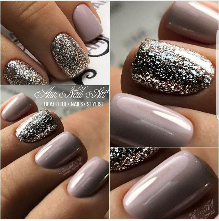 Mauve nails | Nails | Pinterest | Mauve nails, Mauve and Makeup