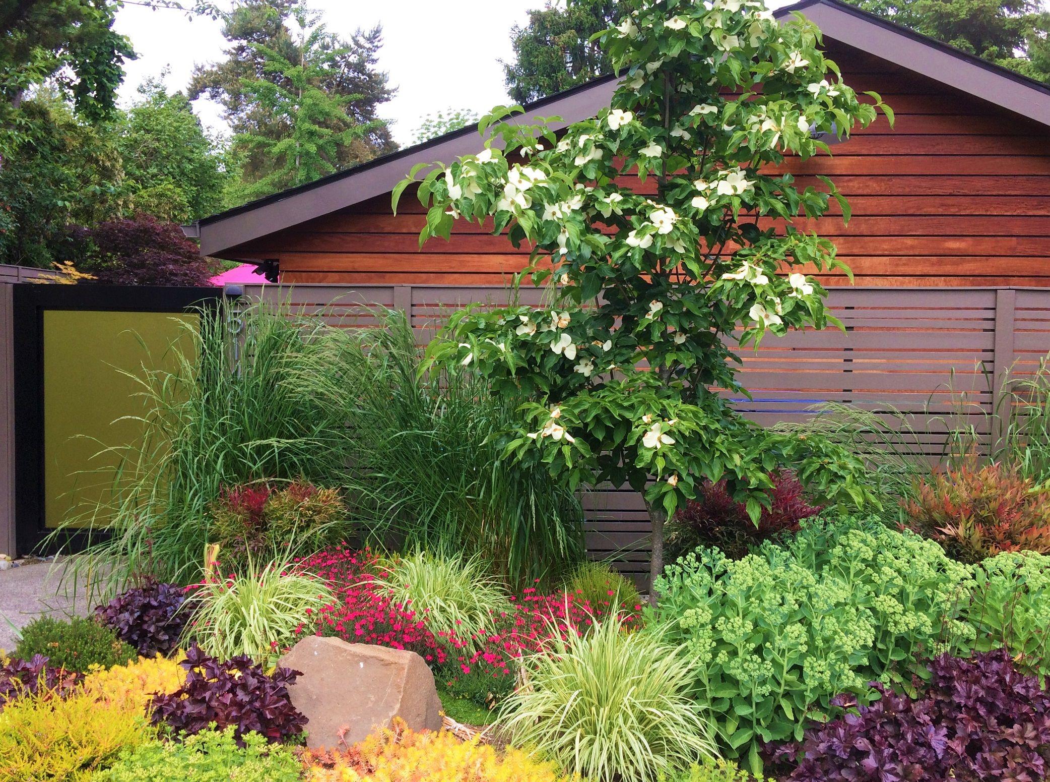 Seattle Landscape Design Olander Garden Design Design Inspiration Modern Garden Landscape Design Garden Design