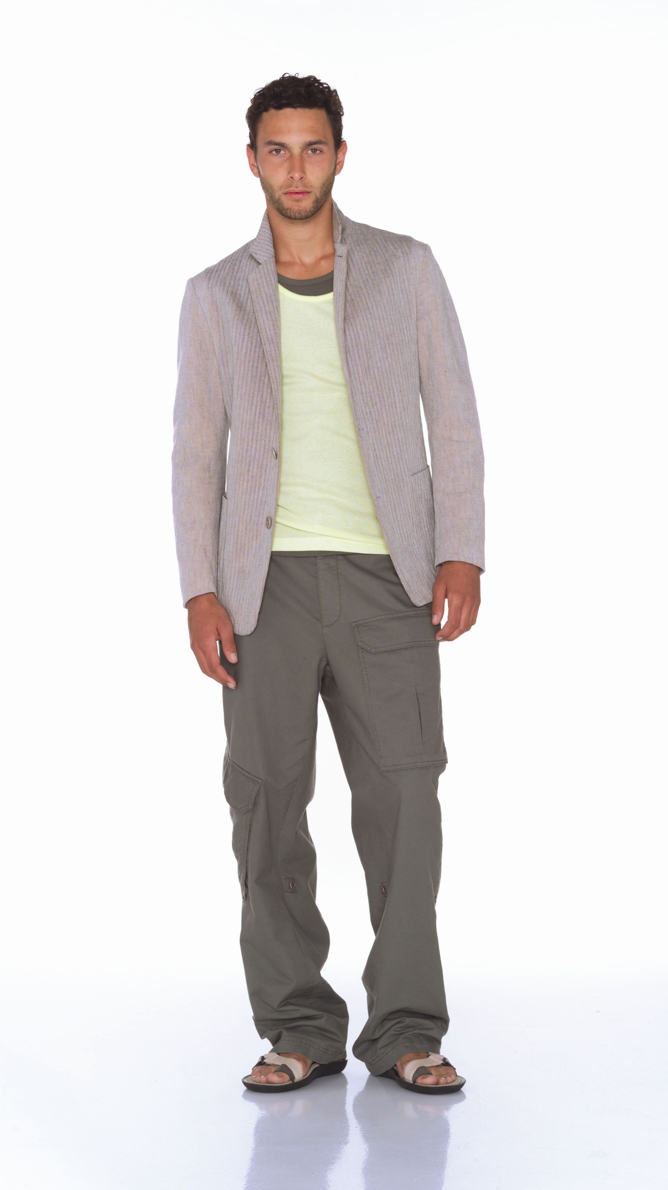 Business casual men fashion - the vest dresses it up so he can ...