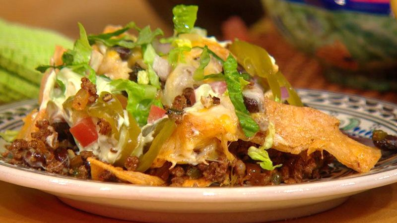 Photo of Sunny Anderson's Hot Bean and Cheese Dip