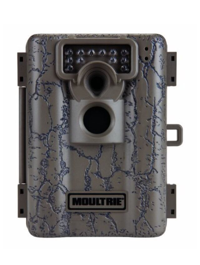 Trail Cam Moultrie A5 Low Glow Game Camera Hunting Deer Elk Wild Life Security #Moultrie