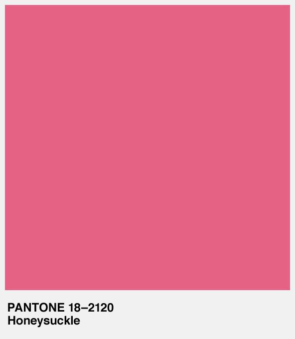 Honeysuckle pantone colour of the year 2011 pantone for Where to buy pantone paint