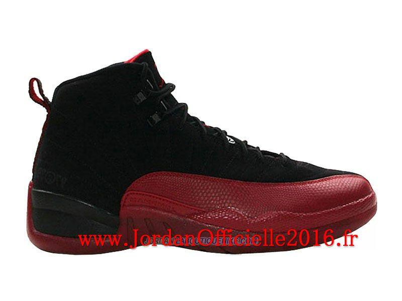 officiel-air-jordan-12-retro-chaussures-basket-jordan-pas-cher-pour ... 58b4c1ee919