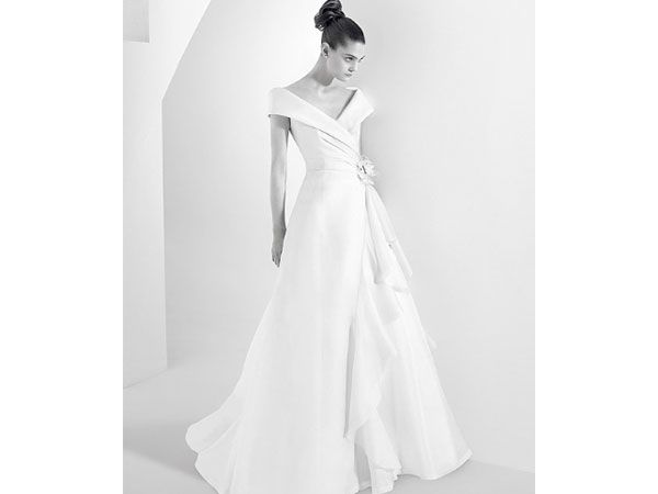 Rosa Clara vestido de novia boda Vestidos de Novia Pinterest