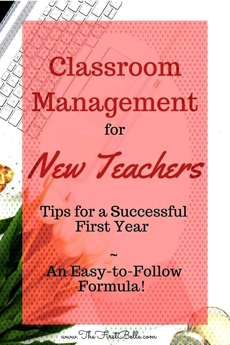 Tips for Classroom management! Behavior management is the most important aspect of a sNew Teacher!