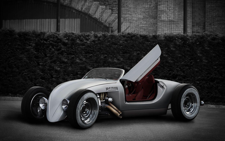 Street Rods   Beetle Streetrod by ~Maettoe on deviantART   Rod Inspired Cars   Cars, Vw rat rod ...