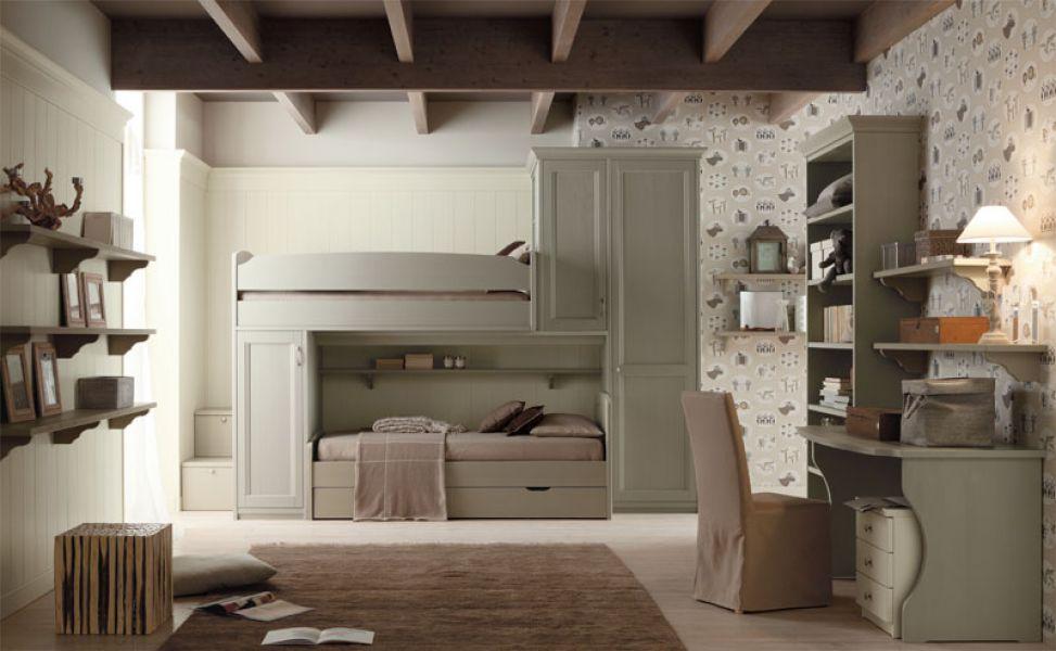 Cameretta di Scandola | lartdevivre - arredamento online | Camerette ...