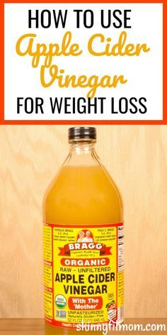 How to Use Apple Cider Vinegar for Weight Loss and Benefits