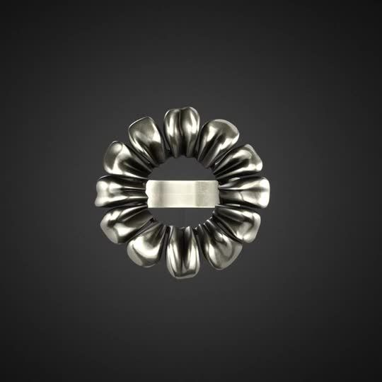 https://flic.kr/p/X5G4cD | Pared-Down Daisy Ring | Pared-Down Daisy Ring ⇒ Coming Soon ☑Bento Fit   > Stay tuned