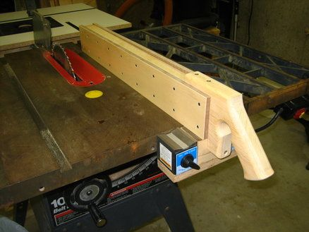 Magnetic Table Saw Fence Sawdust And Filings Table Saw