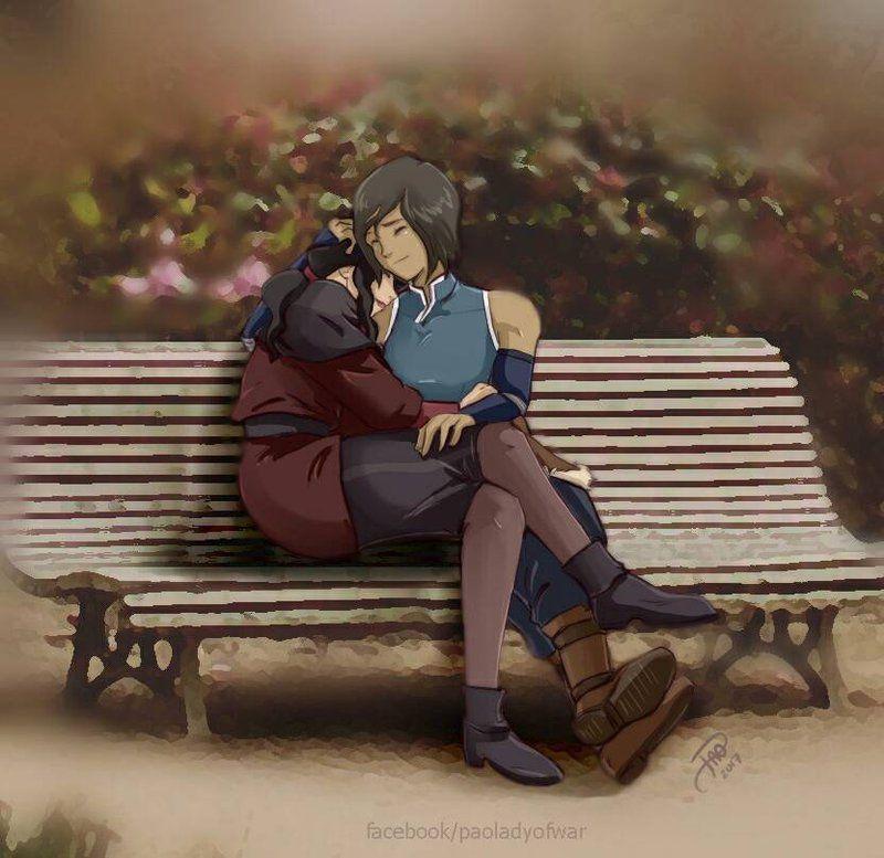 Korrasami - Love Garden by kei111.deviantart.com on @DeviantArt