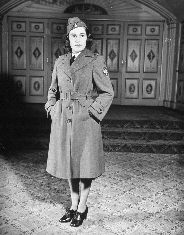 Fashion Flashback Wwii Women S Fashion: The Strange And Stylish Uniforms Of WWII Servicewomen