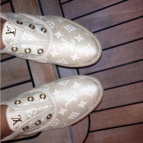 Louis Vuitton sneakers  029f94a531