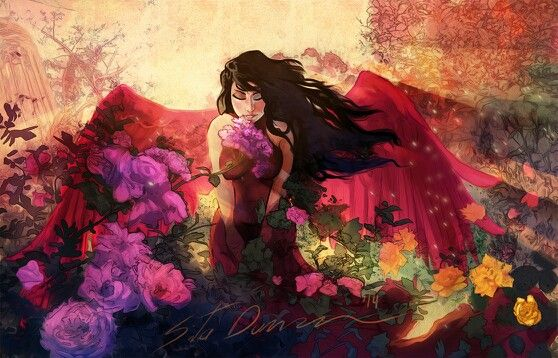 Copyright To Da Artist That S Name Is Escaping Me Omg X X Its 2am Ill Look It Up Later Fantasy Art Art Artist