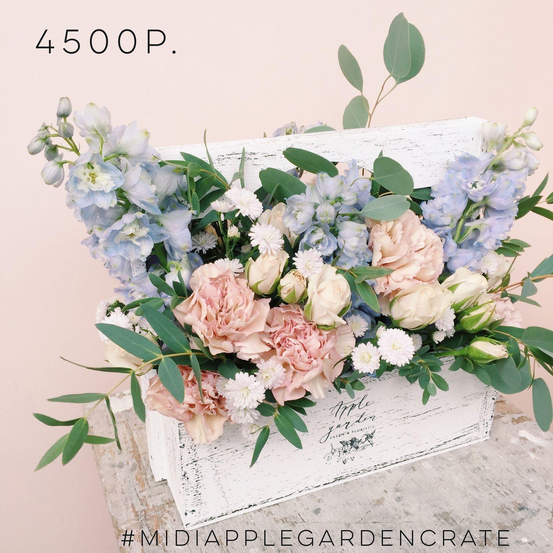 деревянные ящики с цветами Flowers цветочные ящики