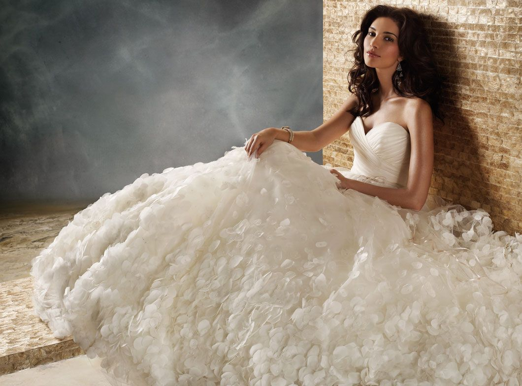 My dress my wedding pinterest bridal gowns wedding dress and