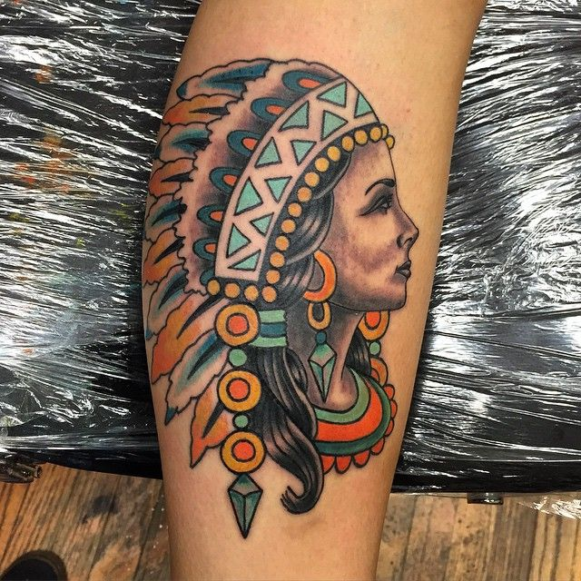 American Traditional Tattoo Traditional tattoo design