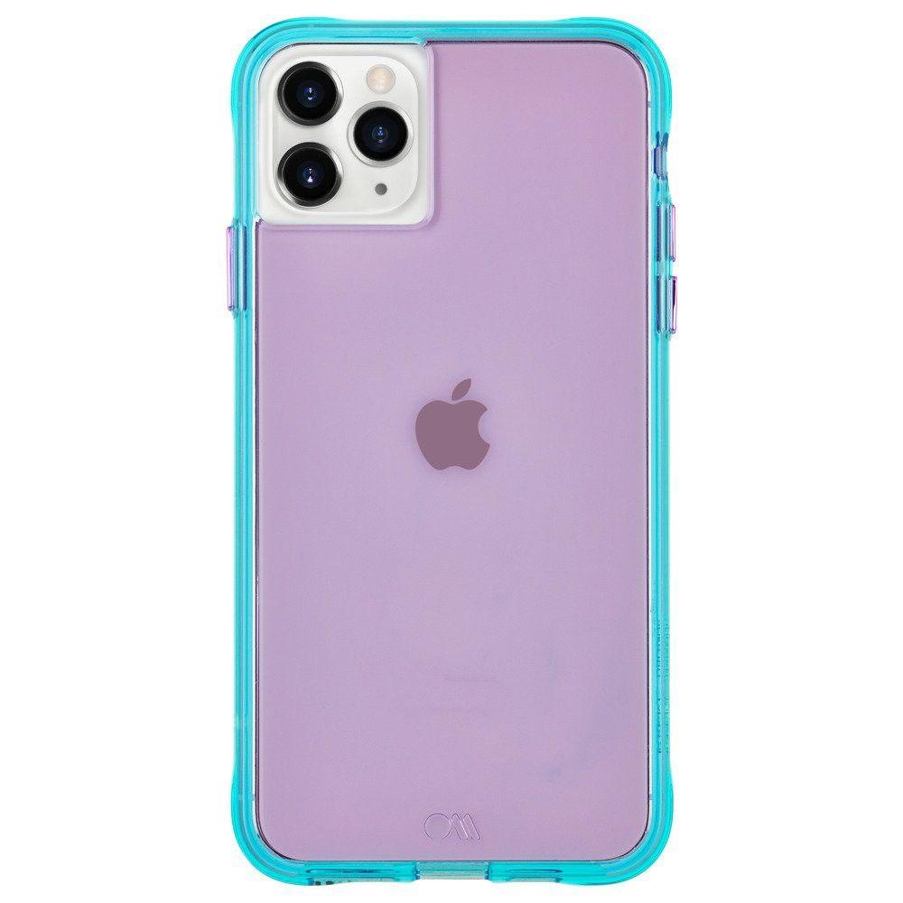Case-Mate iPhone 11 Pro Tough Neon Purple Case