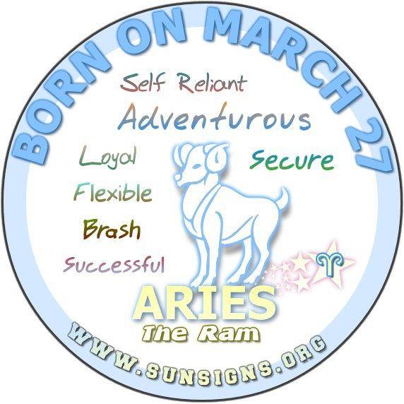 horoscope march 27